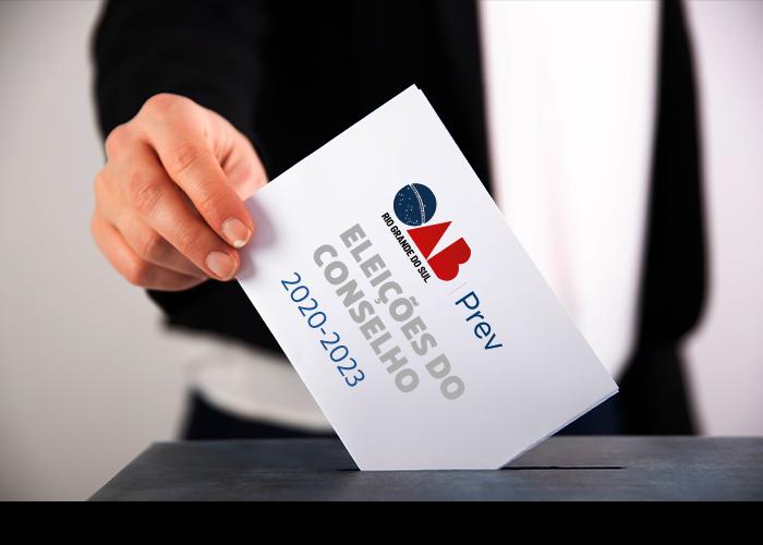 Relação final de candidatos à Eleição dos Conselhos do OABPrev-RS é divulgada