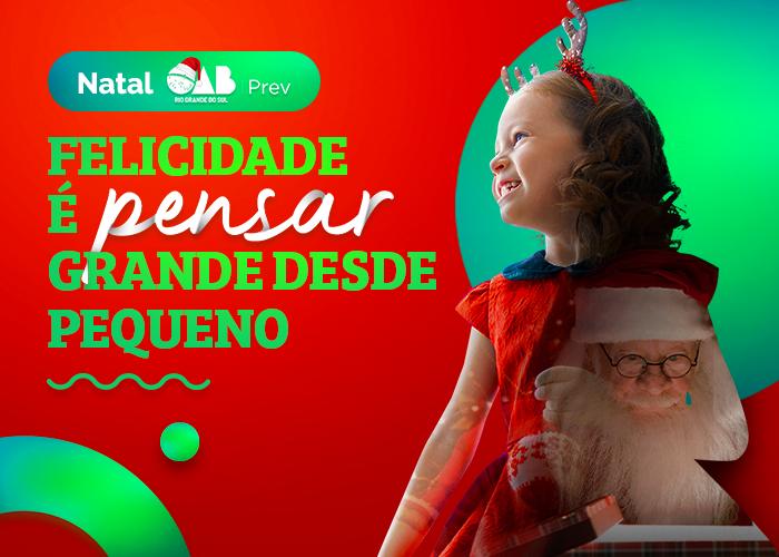 Bate-papo com o Papai Noel para os pequenos Participantes