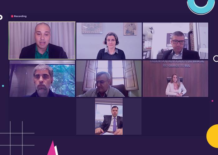 Advocacia Gaúcha ganha dicas de como organizar suas finanças pessoais em Webinar do OABPrev-RS